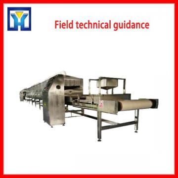 Vacuum freeze drying equipment freeze dried honey powder lyophilization line